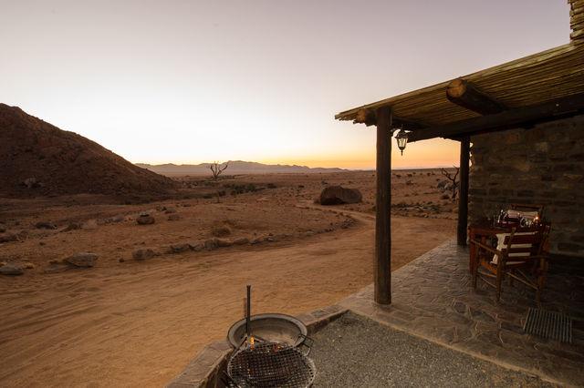 Rondreis Namibie Klein Aus Villa Eagle's Nest Aus