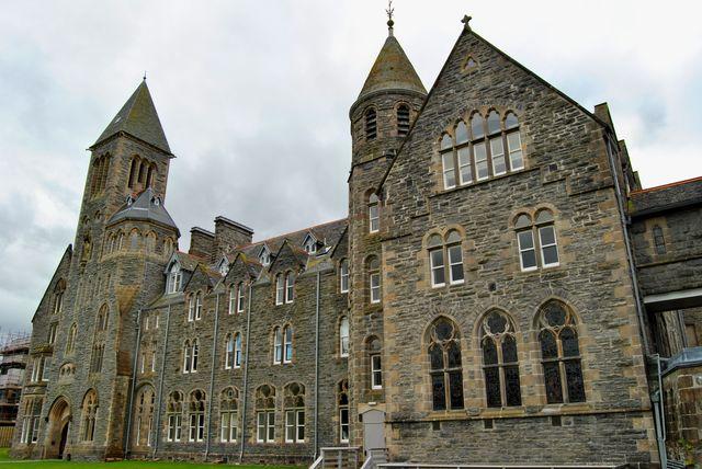 Abdij saint benedict fort augustus