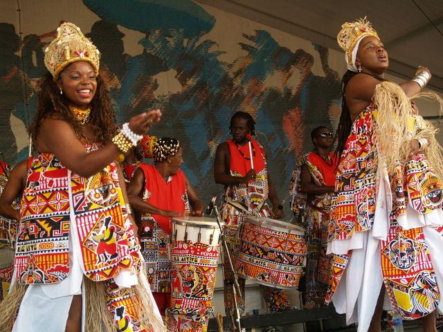 Jazz & Heritage Festival New Orleans Louisiana