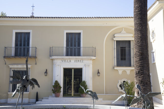 Villa Jerez Jerez de la Frontera gevel
