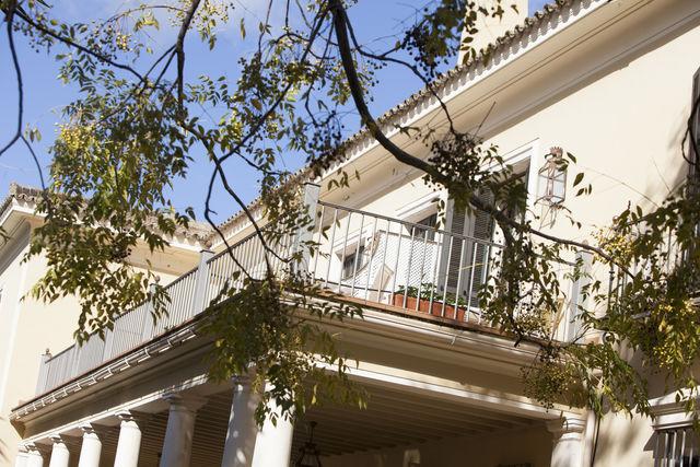 Villa Jerez Jerez de la Frontera balkon