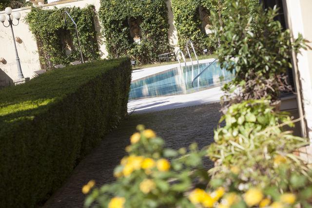 Villa Jerez Jerez de la Frontera zwembad