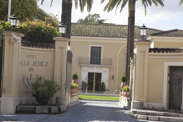 Villa Jerez Jerez de la Frontera poort