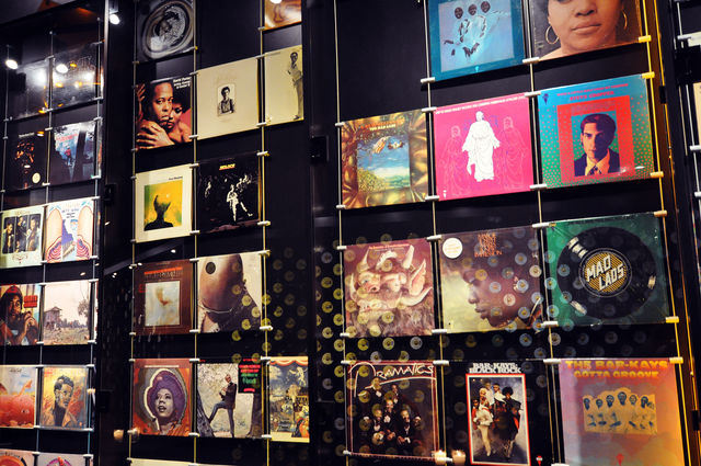 Stax museum of American Soul Music Memphis Tennessee