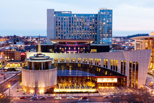 Country Music Hall of Fame and Museum Nashville Tennessee