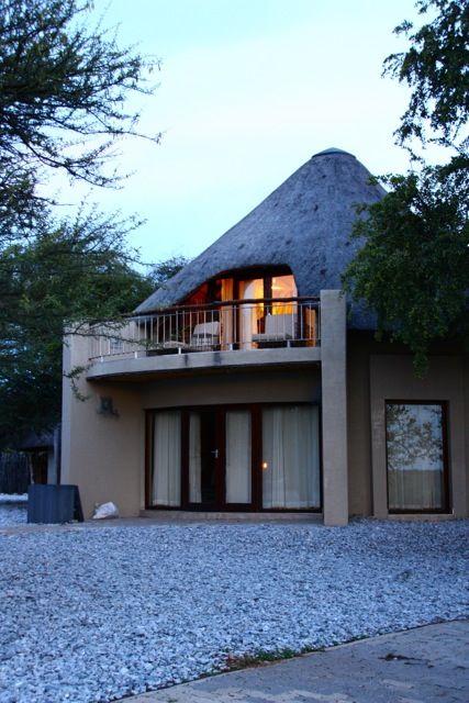 Rondreis Namibie Etosha Okaukuejo Camp chalet