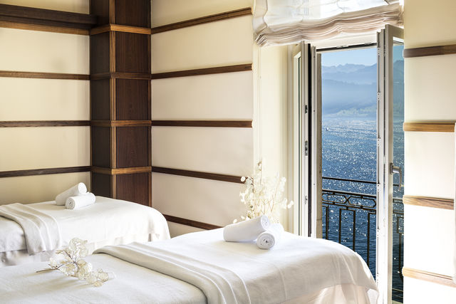 Palace Hotel Luzern kamer
