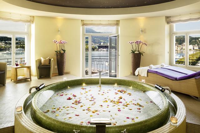 Palace Hotel Luzern spa