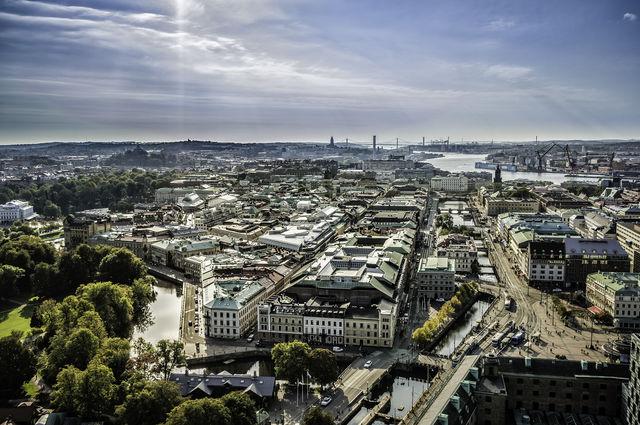 Göteborg Stad Zweden