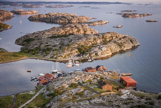 Bohuslän Bottna Zweden