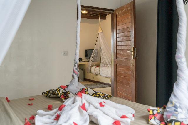Rondreis Tanzania Reef and Beach Resort Zanzibar suite