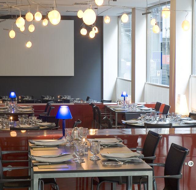De las Letras Madrid restaurant