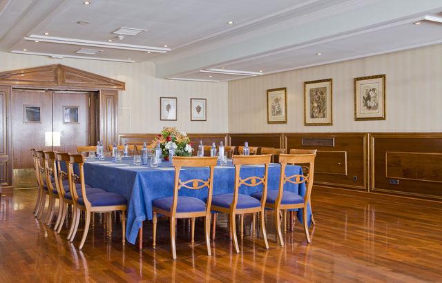 Palacio San Martin Madrid zaal