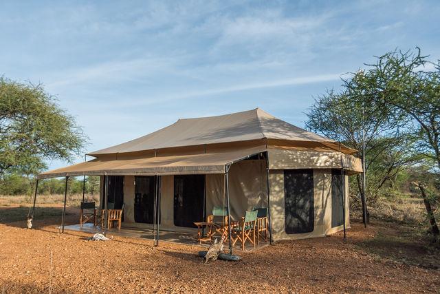 Rondreis Tanzania Serengeti