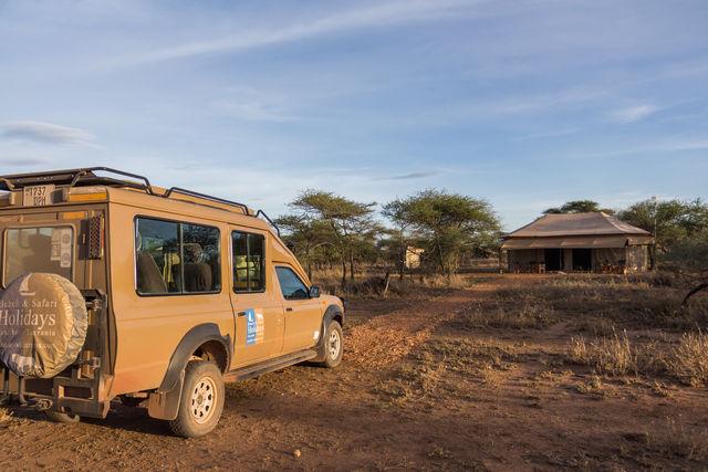 Rondreis Tanzania Serengeti safari