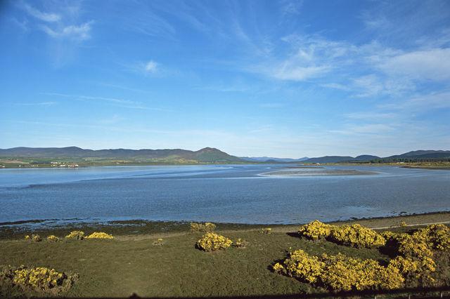 Meer Strand Schotland