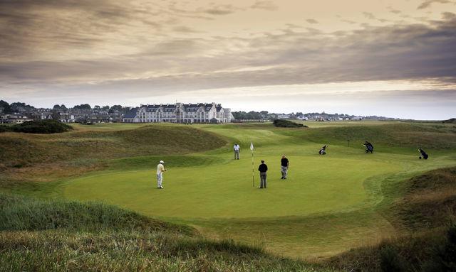 Golf Aberdeenshire Schotland