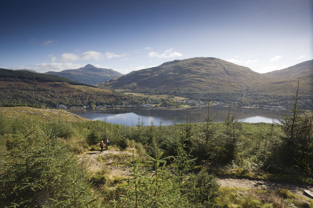 Berg The Cobbler Schotland