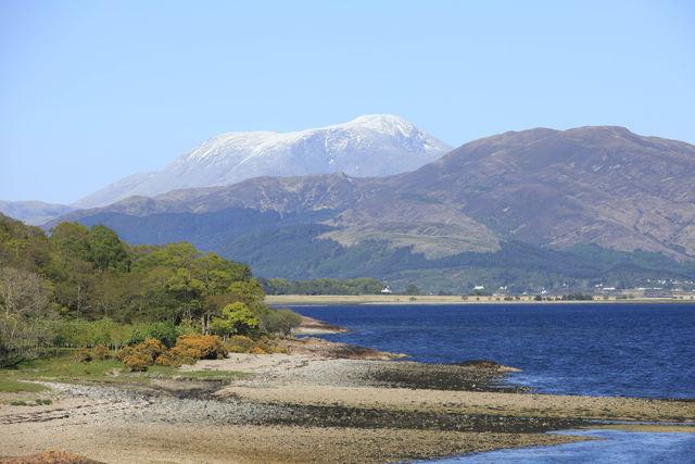 Loch Linnhe Schotland