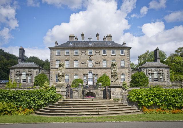 Pollok House Glasgow Schotland