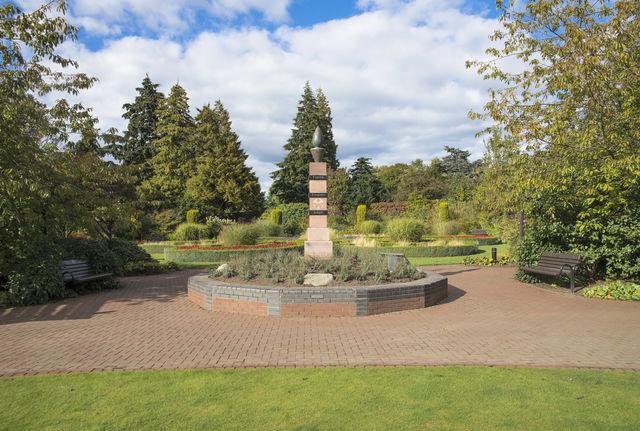 Perthshire tuin Schotland