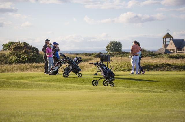 Golfbaan St. Andrews Schotland