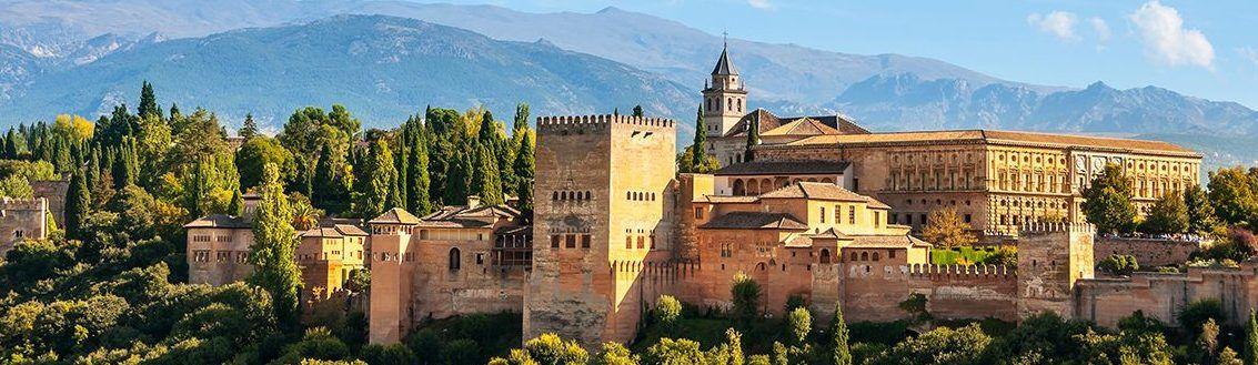 Alhambra Granada Rondreis Andalusie